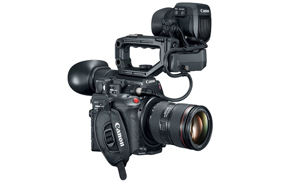 Canon announced EOS C200 digital cinema camera - Mobility India