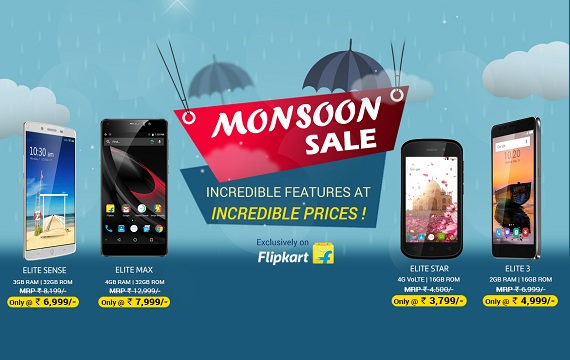 low cost c77de 3826a Swipe ELITE Series at Discounted Prices on Flipkart! - Mobility India