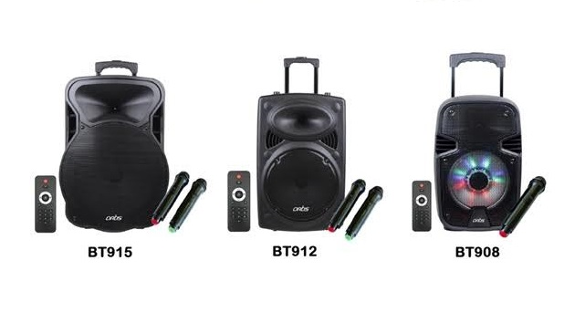 Artis Trolley Bluetooth Speakers Released Mobility India