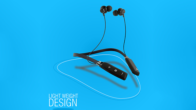 Sound One Launches X60 Neckband Wireless Bluetooth Earphones With Mic In India Mobility India