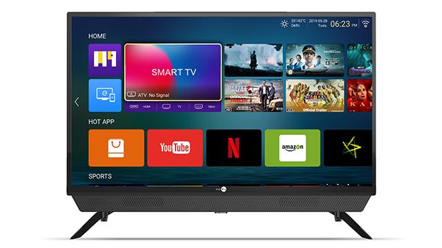 Daiwa Announced 80-cm 'D32SBAR' Smart LED TV with Quantum Luminit
