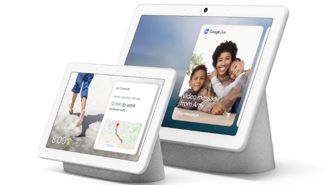 Google Nest Hub launches in India - Mobility India