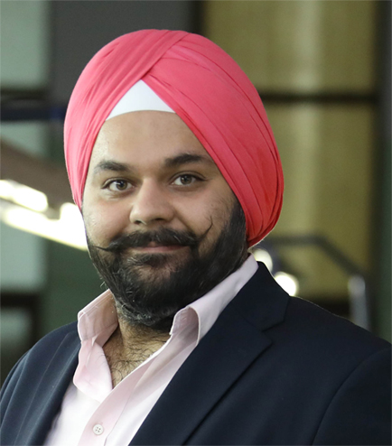 Mr. Avneet Singh Marwah, Director and CEO, Super Plastronics PVT LTD (SPPL), a Kodak brand Licensee
