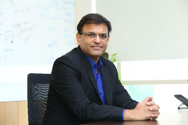 Mr Anku Jain, Managing Director, MediaTek India