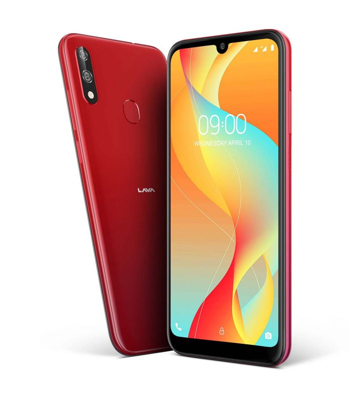 Lava Launches New Smartphone, Lava Z66, with Superior Camera