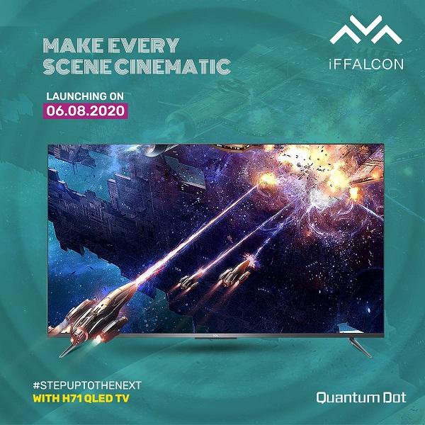 iFFALCON QLED & UHD TV's