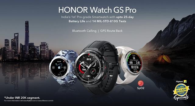 HONOR Watch GS Pro - 2
