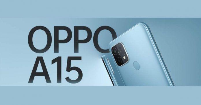 OPPO-A15