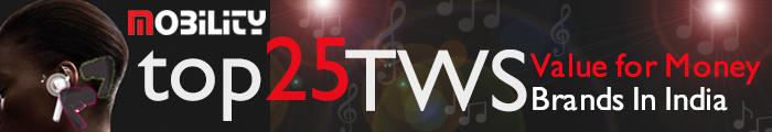 Top 25 TWS Brand