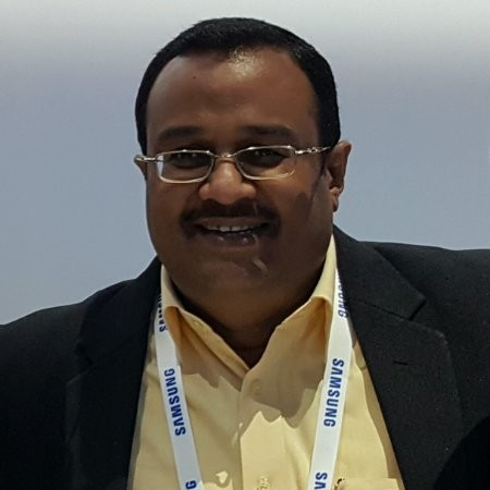Mr. Raju Pullan, Senior Vice President, Consumer Electronics Business, Samsung India