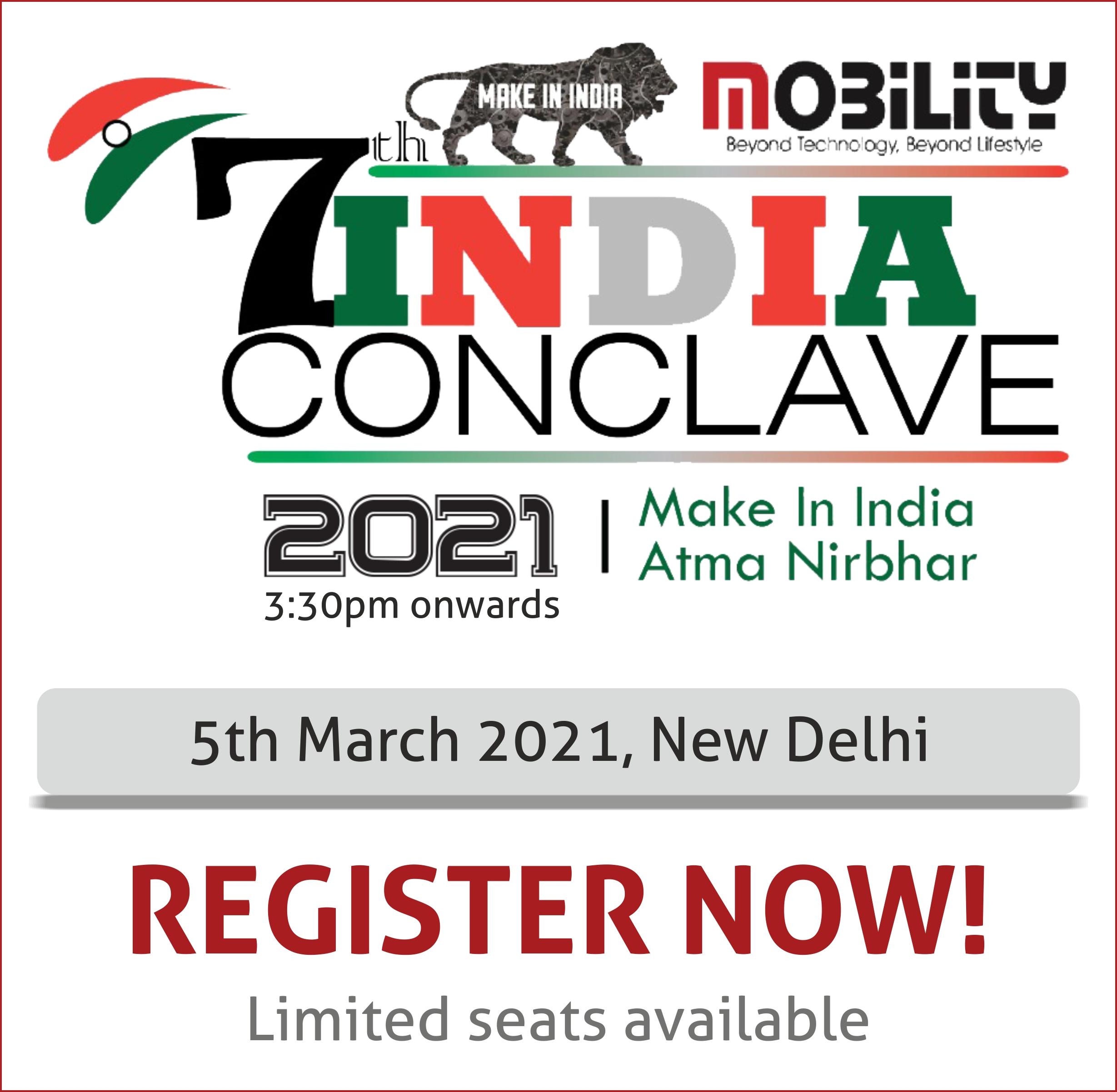 Register for Conclave 2021