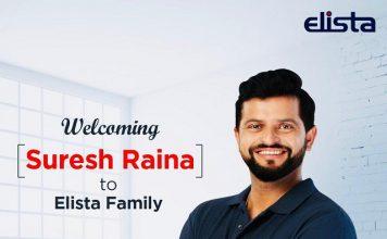 Suresh Raina Brand Ambassador