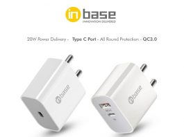 Inbase Ether 144 and 244 Fast Chargers