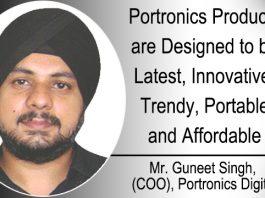 Guneet Singh (COO), Portronics Digital