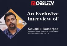 Mr. Soumik Banerjee of ATI