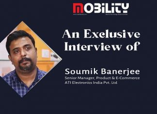 Mr. Soumik Banerjee of ATI