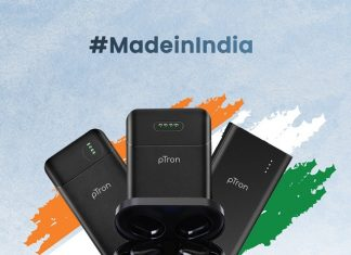 pTron Made in India Tech Collection