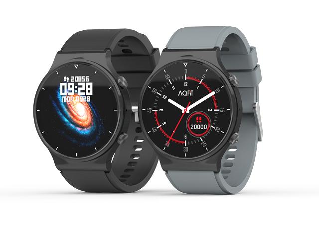 Aqfit w9 calling smart watch