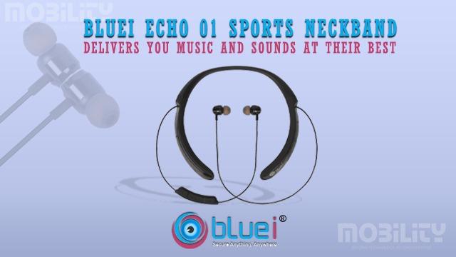 Bluei Echo 01 Sports Neckband