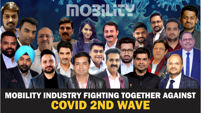 Mobility Industry Fighting Together During the Second Covid Wave