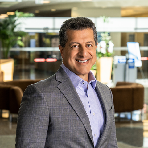 Mr Alex Katouzian, SVP & GM of Mobile, Compute, and Infrastructure for Qualcomm Technologies