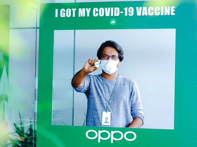 OPPO Launches Drive to Vaccinate
