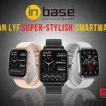 Urban LYF Super-Stylish Smartwatch from InBase