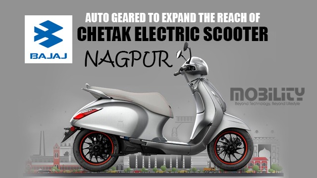 Bajaj Auto geared to expand the reach of Chetak Electric scooter 01