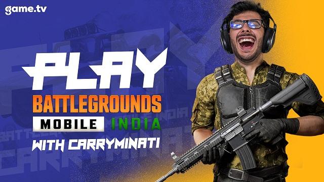 CarryMinati- Game.tv