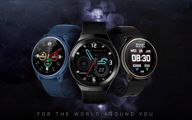 Crossfeats Orbit Smartwatch Series