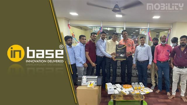 Inbase Tech Appoints Techmark as Distributor for Chennai 01