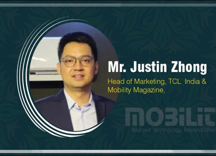 Justin Zhong Head of Marketing TCL India