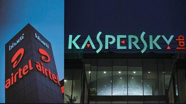 Kaspersky-Airtel
