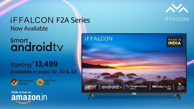 iFFALCON F2A series
