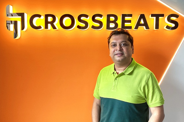 Archit Agarwal, Co-founder, Crossbeats