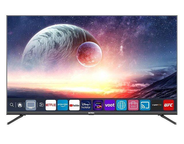 Intex WebOS based 4k UDH TV