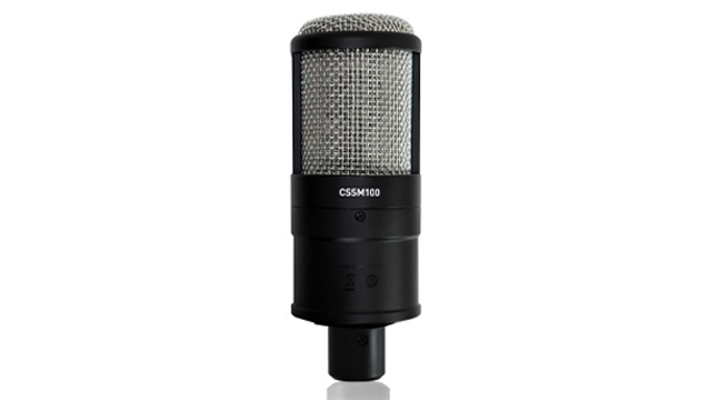 JBL CSSM100 Studio Condenser Microphone