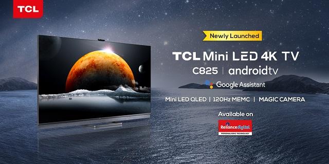 TCL Mini LED TVs in India