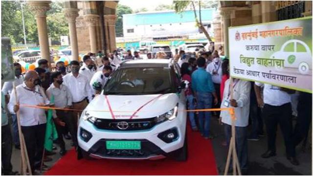 Tata Motors delivers Nexon EV