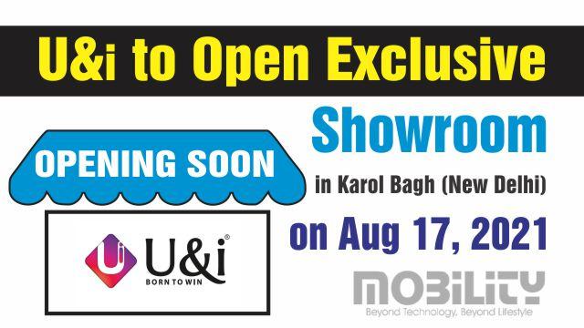 U&i to Open Exclusive Showroom in Karol Bagh