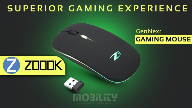 ZOOOK GenNext Gaming Mouse – Blade