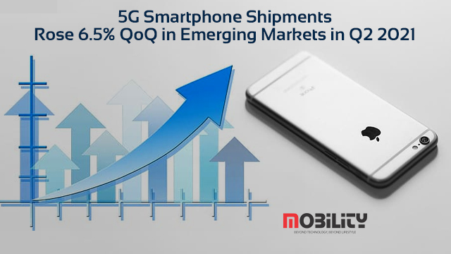 5G-Smartphone-Shipments-Rose-6.5-QoQ-in-Emerging-Markets-in-Q2-2021