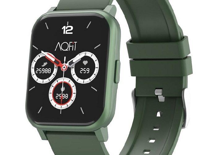 AQFIT W5 EDGE Smart Watch