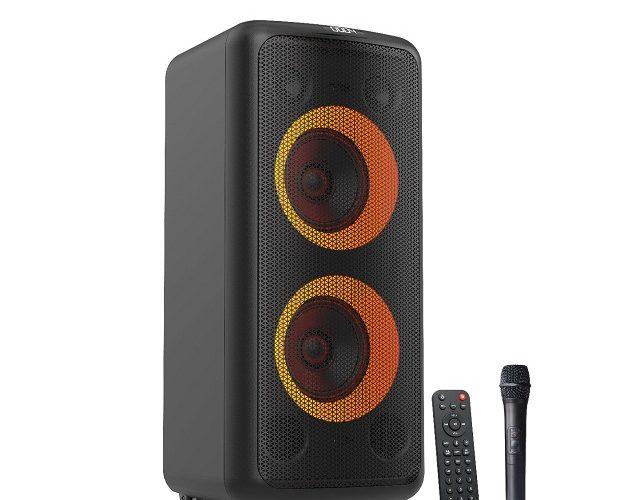 F&D PA300100-Watt Bluetooth Wireless Party Speaker