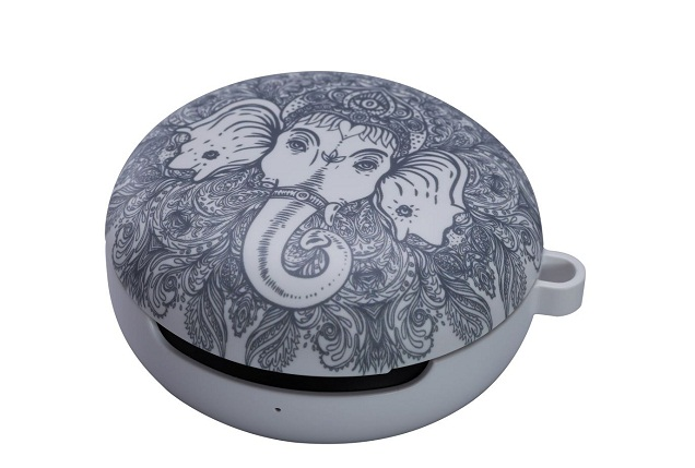Lg Ganesh Chaturthi Special Limited Edition Earbuds (2)
