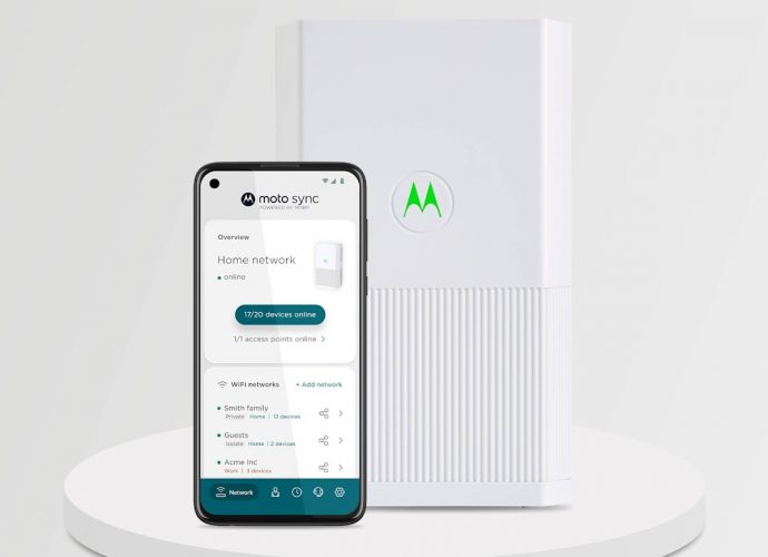 Motorola MH7020 Whole Home Wi-Fi Mesh System