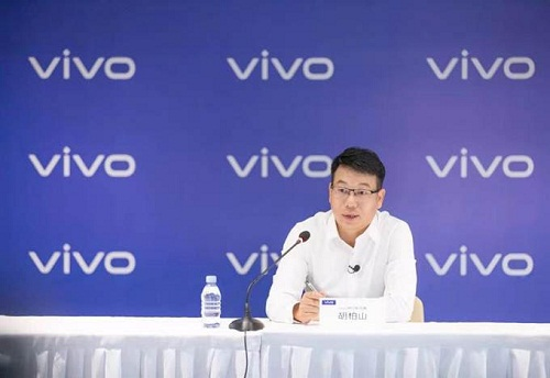 Mr Hu Baishan, Executive Vice President & COO at vivo
