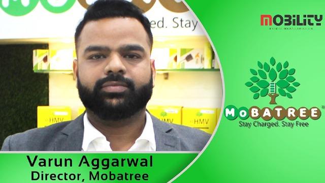 Mr. Varun Agarwal, Director, Mobatree,