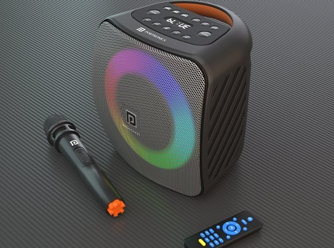 Portronics - Dash Speaker
