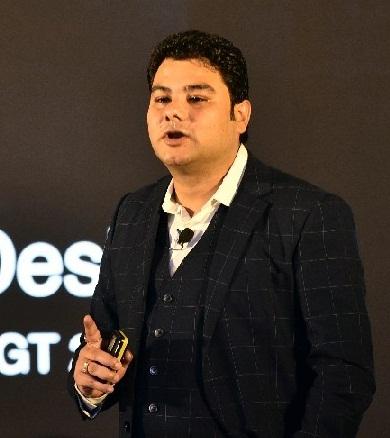Rishi Kishor Gupta, Vice President, Consumer Business Group, Huawei India